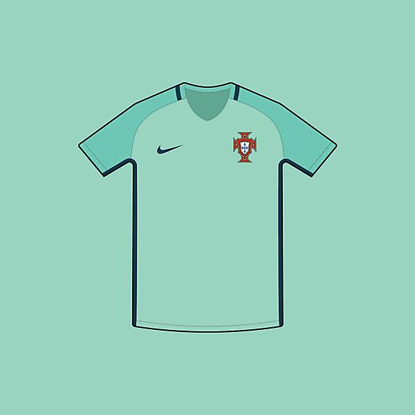 Portugal - Away / Euro 2016