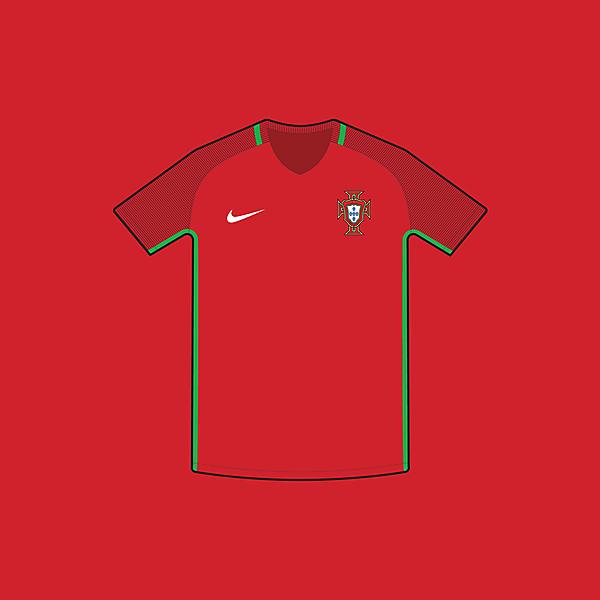 Portugal - Home / Euro 2016