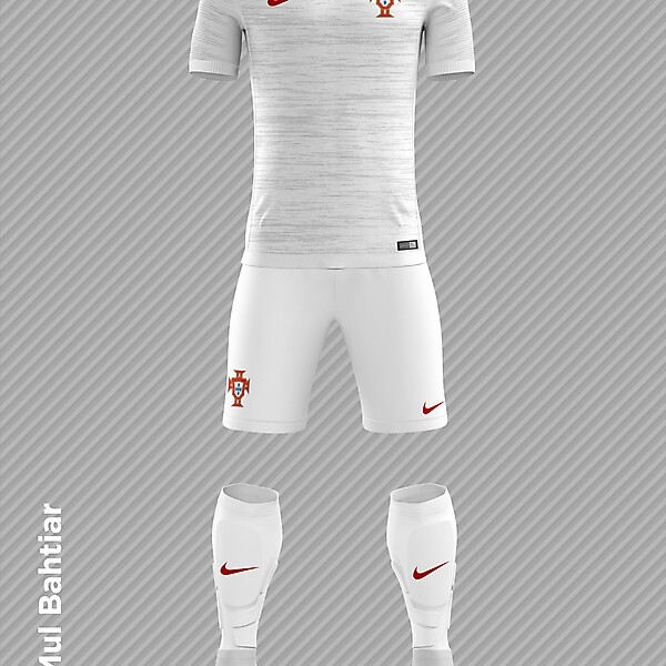 Portugal 2018 FIFA World Cup Away Kit