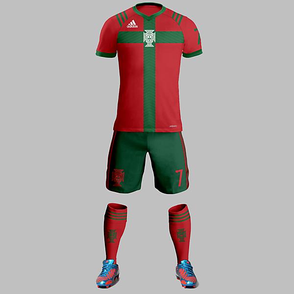Portugal / Euro 2016 Kit
