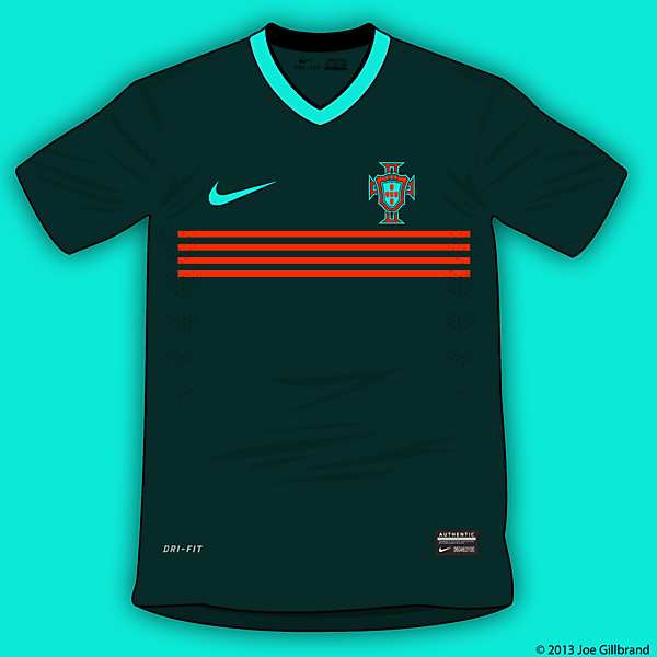 Portugal Concept Away