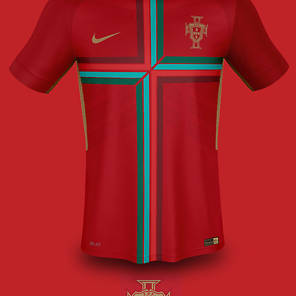 Portugal Home World Cup 2018