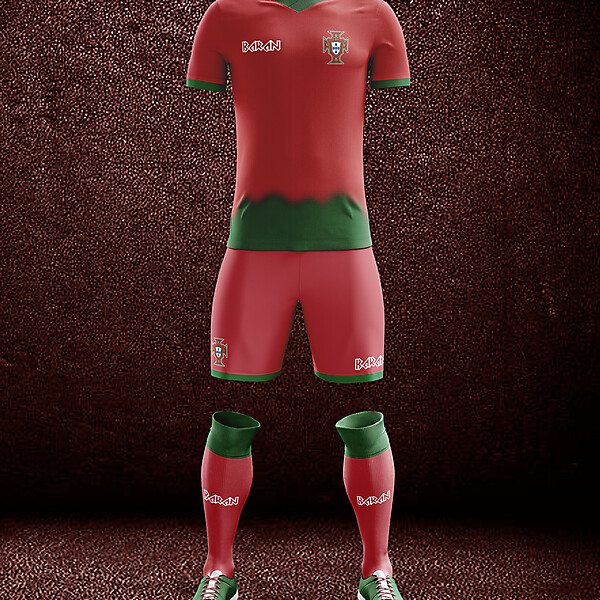Portugal x Home Kit Design