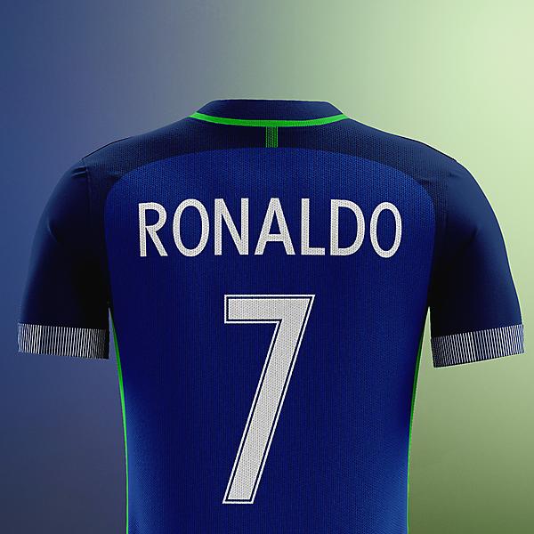 Portugal x Nike - 2nd back