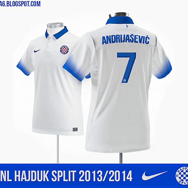 HNK Hajduk fantasy kit