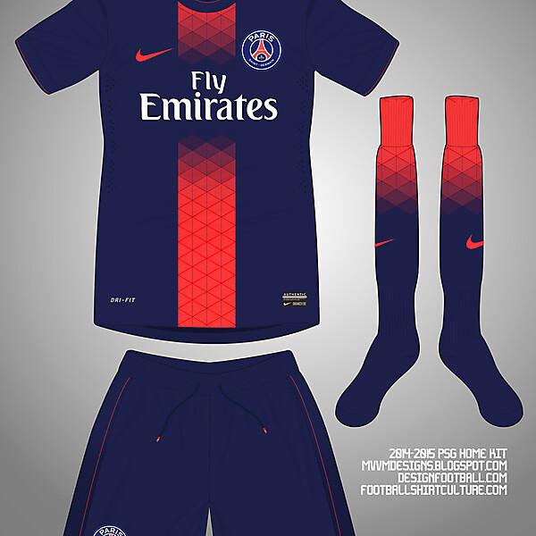 Nike Paris Saint Germain Home