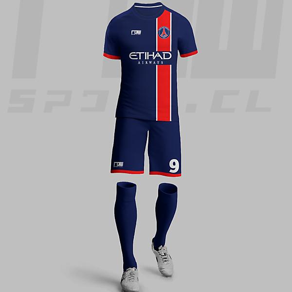 PSG 2015-2016 Rowsport