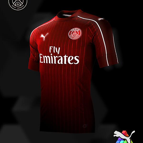 PSG Away - Puma Concept