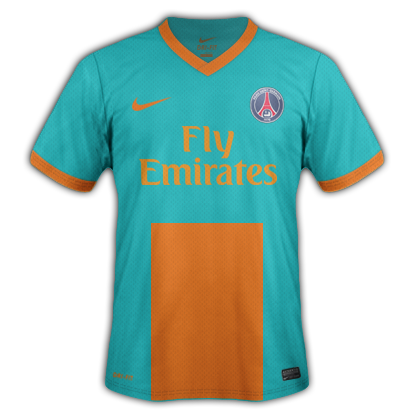 PSG Away Kit