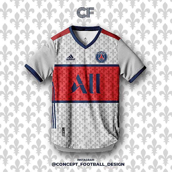 PSG Away Kit Adidas