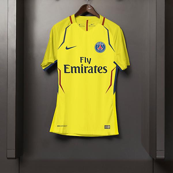 PSG Away Kit Nike