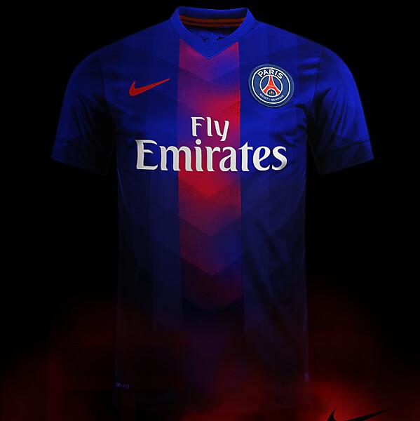 PSG Europe Kit