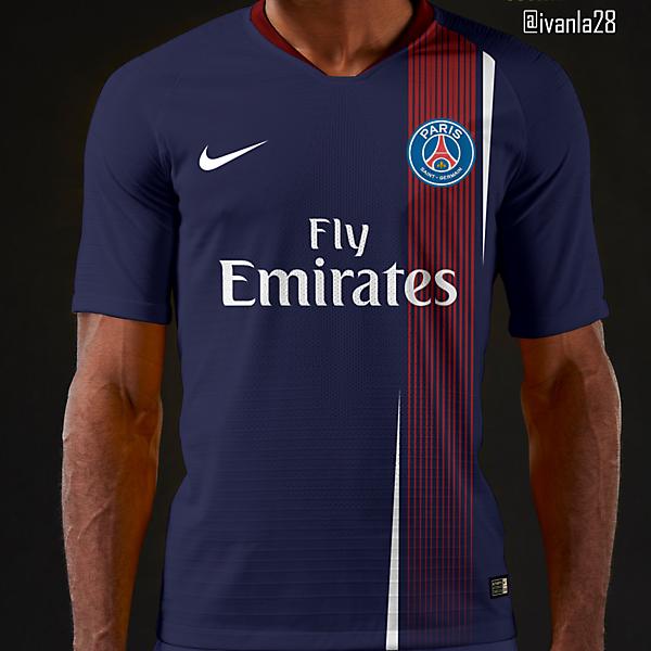 PSG Home kit Nike