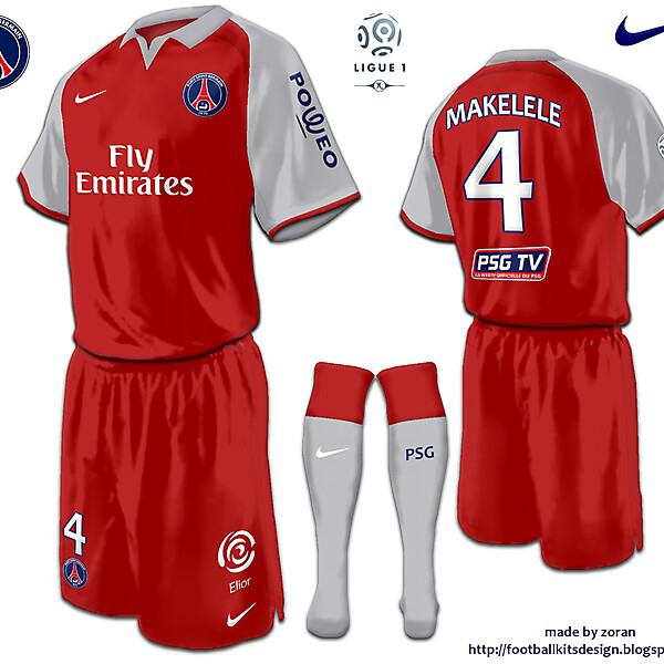 PSG third fantasy