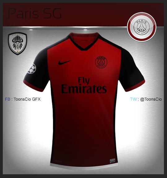 PSG Third