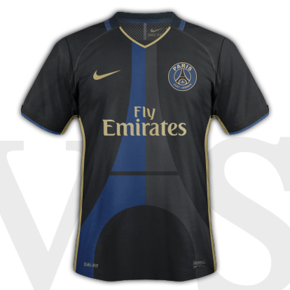 PSG Third shirt
