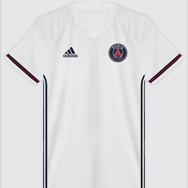 PSG Third x Adidas