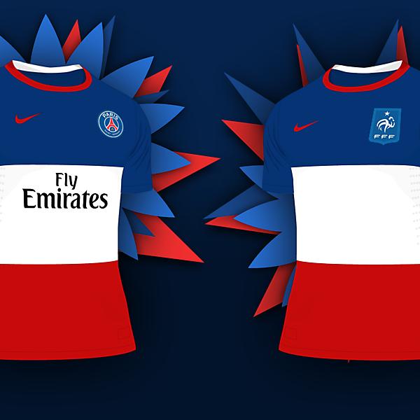 PSG v FRANCE - OPINIONS?