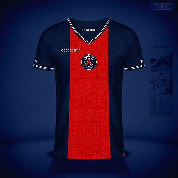 PSG x Le Coq Sportif