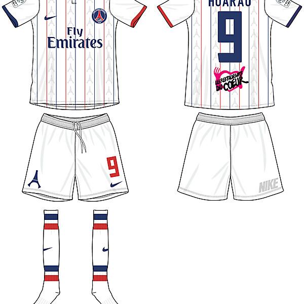 Paris Saint-Germain Away Kit