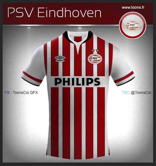 PSV Eindhoven home