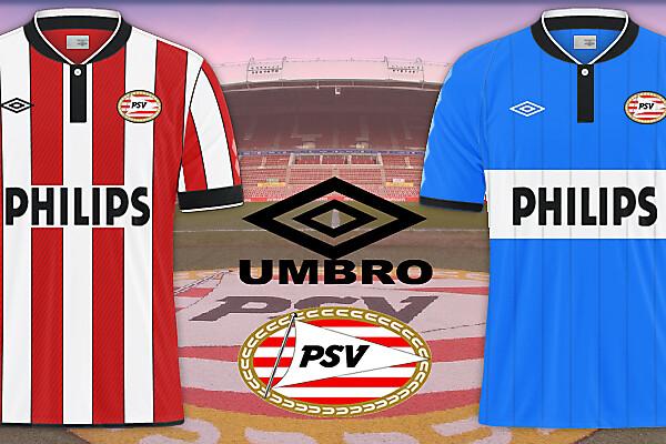 PSV x Umbro
