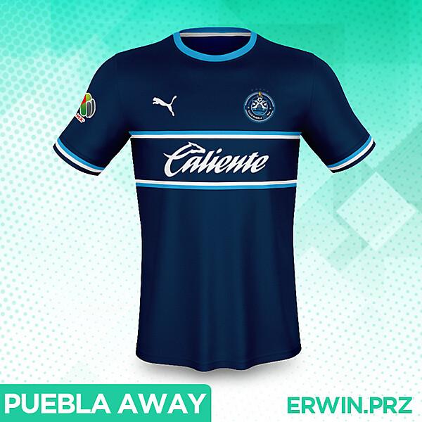 Puebla x Puma Away