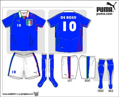 Italia Puma Home