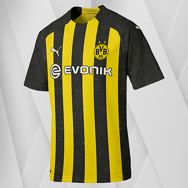 Puma Dortmund Away Jersey Concept