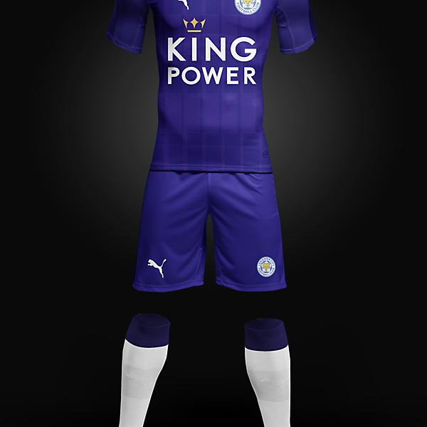 Puma Leicester City Rectangle 2016