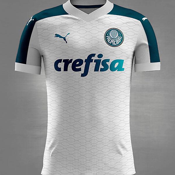 Puma Palmeiras Away 2018 Concept