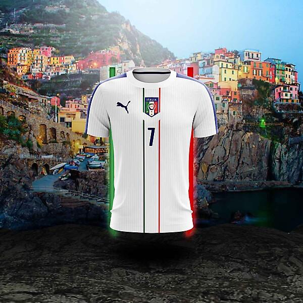Puma x Italy  - Away