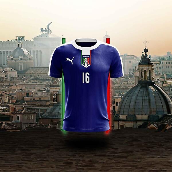 Puma x Italy  - Home