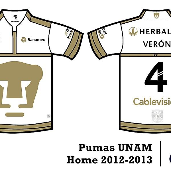 Pumas UNAM Woo Fantasy Home