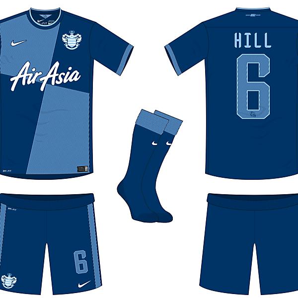 QPR Away kit