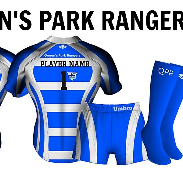 Queen's Park Rangers New Kit Idea (By Umbro)