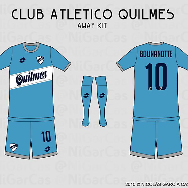 Quilmes -  Away