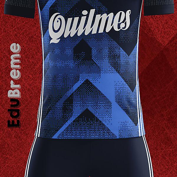 Quilmes AC Away Kit