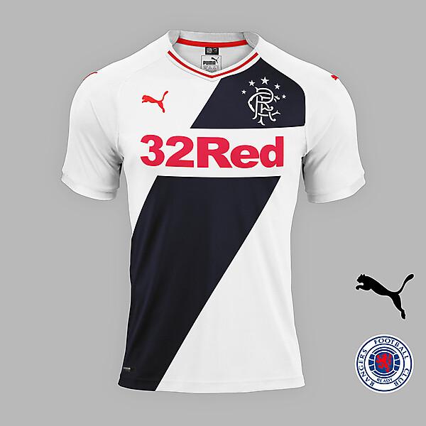 Rangers third concept
