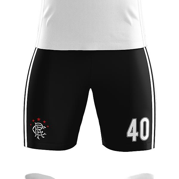 Rangers x Adidas - Away Kit