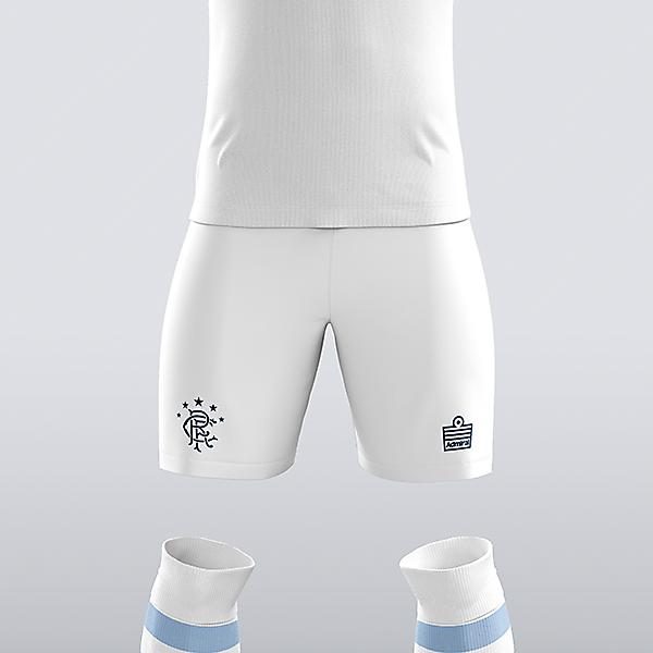 Rangers x Admiral - Third Kit