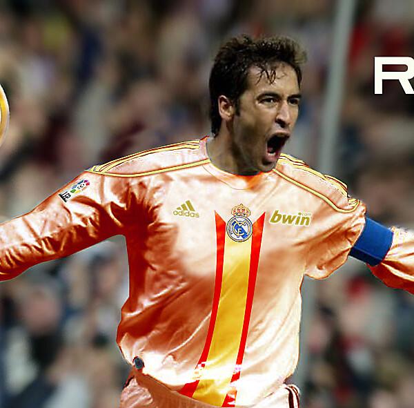 Real Madrid Third 09/11