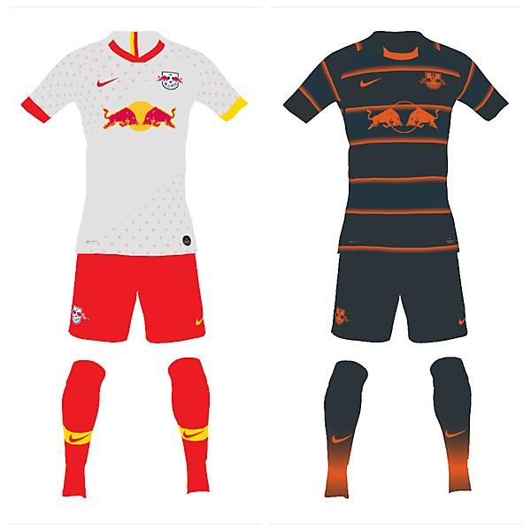 RB Leipzig 19/20 fantasy kits