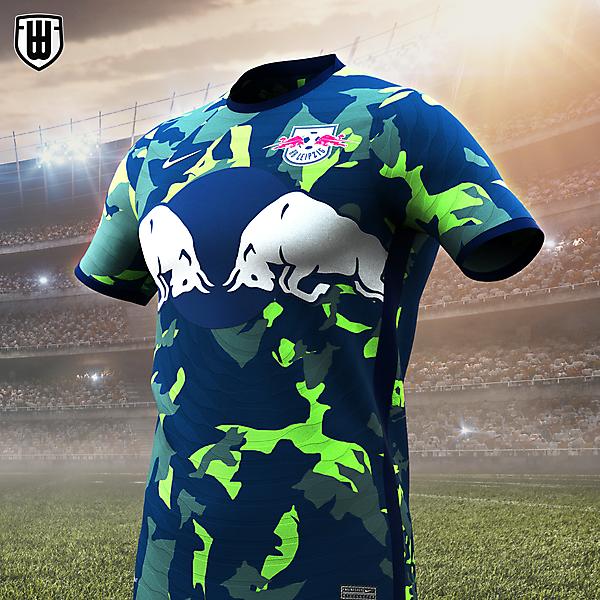 RB Leipzig / Nike Third Kit