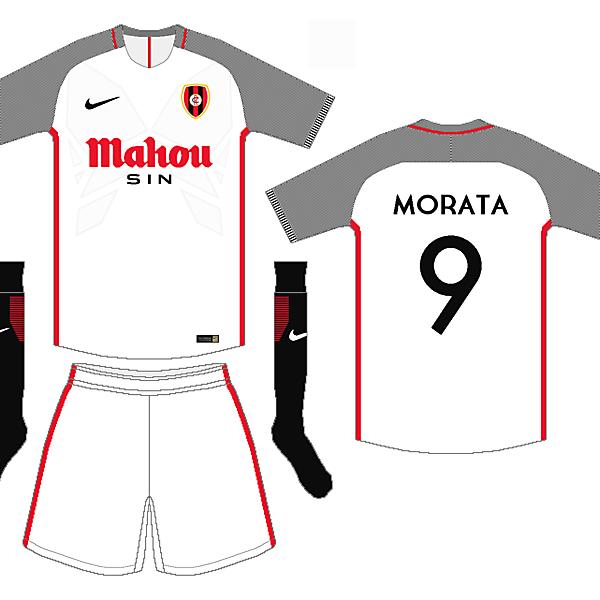 RC de Madrid Nike Away Kit - Former Club