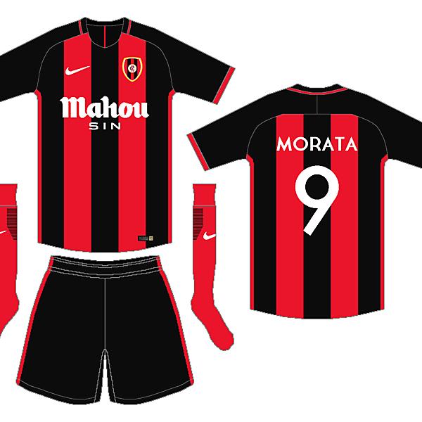 RC de Madrid Nike Home Kit - Former Club
