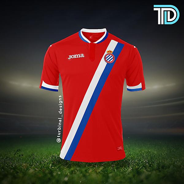 RCD Espanyol Away Kit Concept