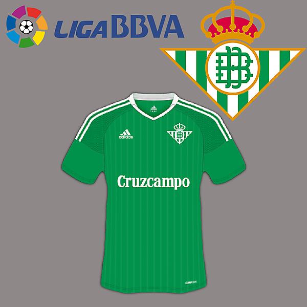 Real Betis - 1st Kit