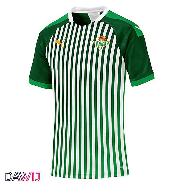Real Betis - Home Kit