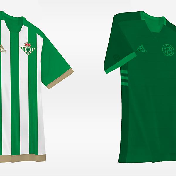 Real Betis 16-17 / Adidas